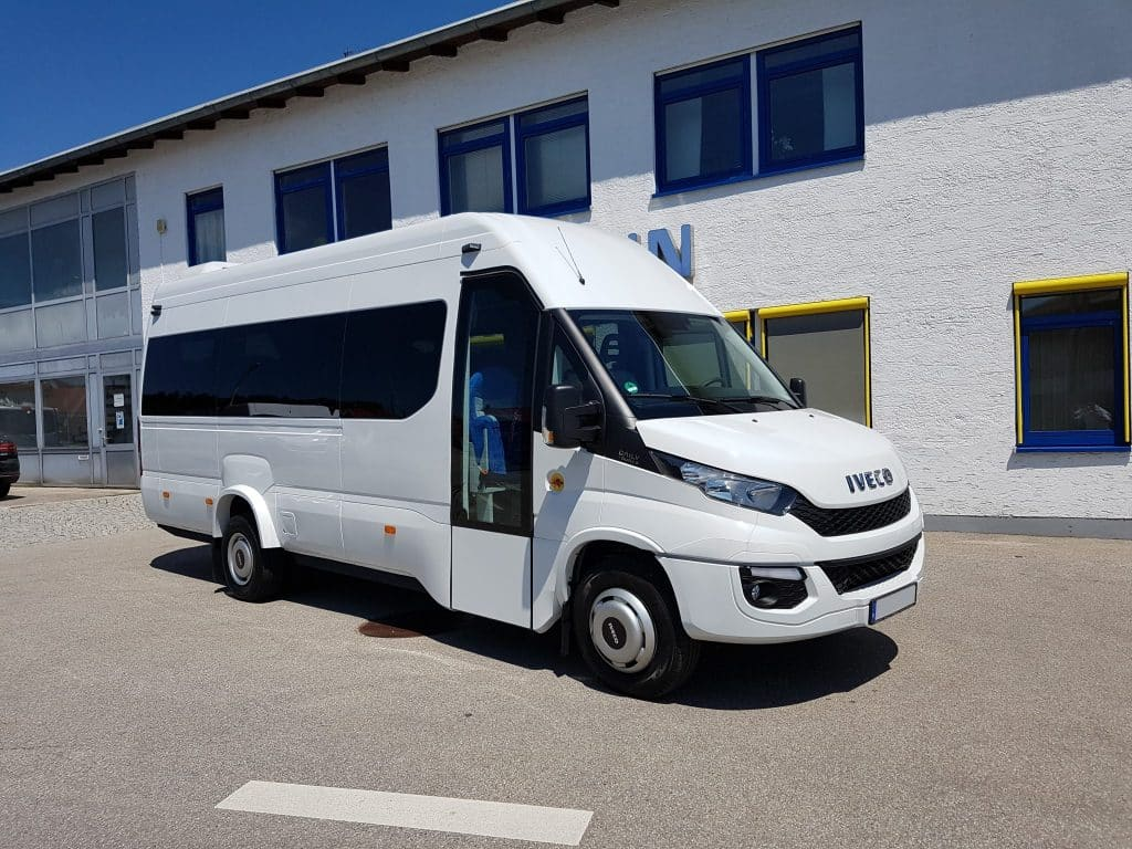 Iveco Daily Tourys