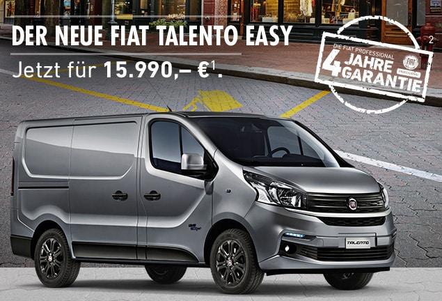 Fiat Talento EASY