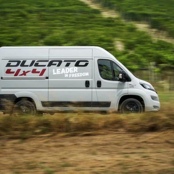 Fiat Ducato Allrad