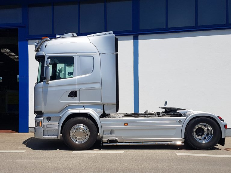 Sattelzugmaschine – Scania R580 LA4X2MNA