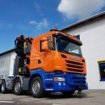 Scania 4-Achser G-Reihe