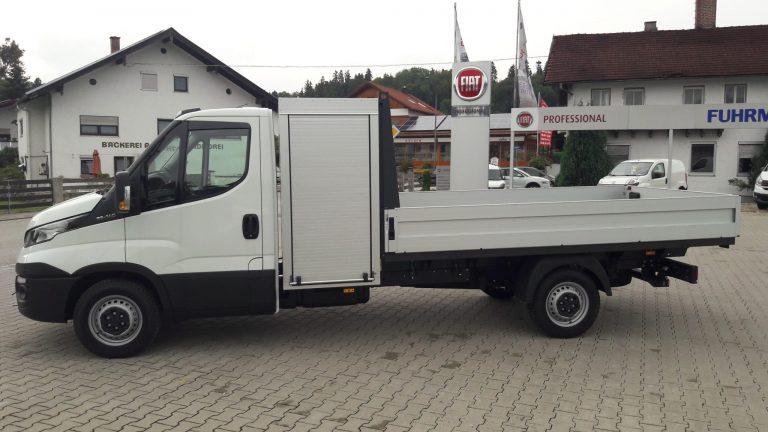 Kieswerk – Iveco Daily Pritschenwagen