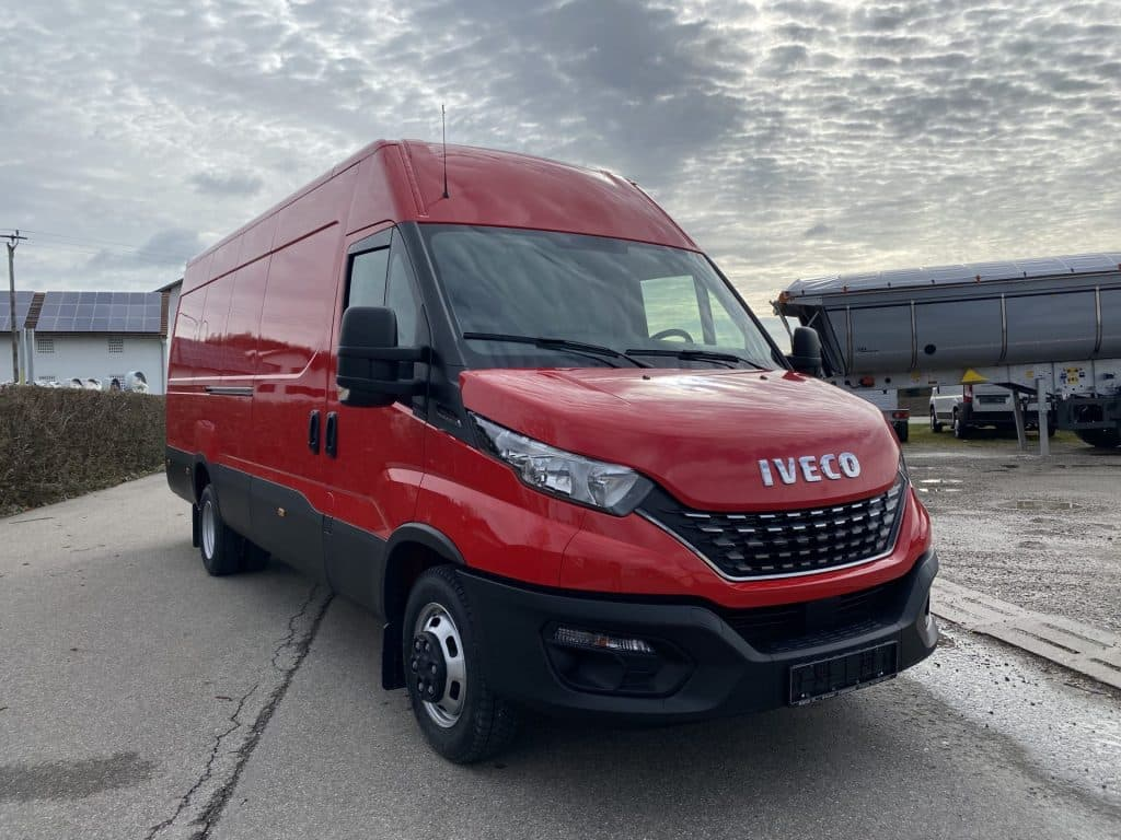 Iveco Daily 35C18 HA8 V