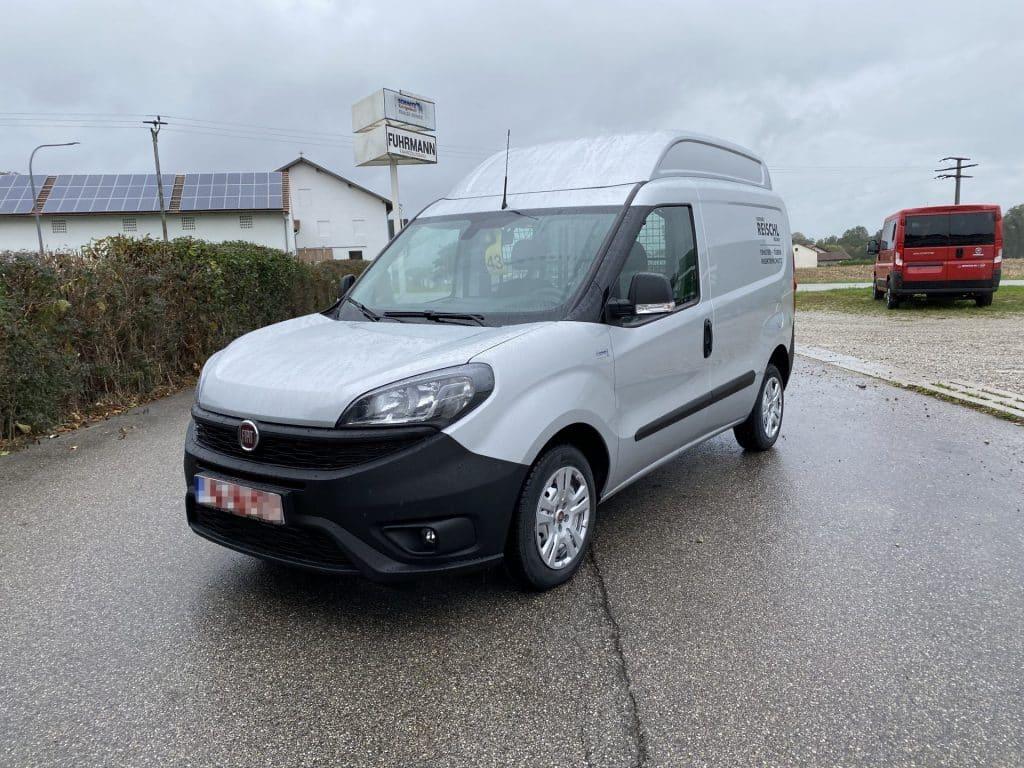 Fiat:Doblo_Kastenwagen_L1H1_1.6Multijet_Hochdach