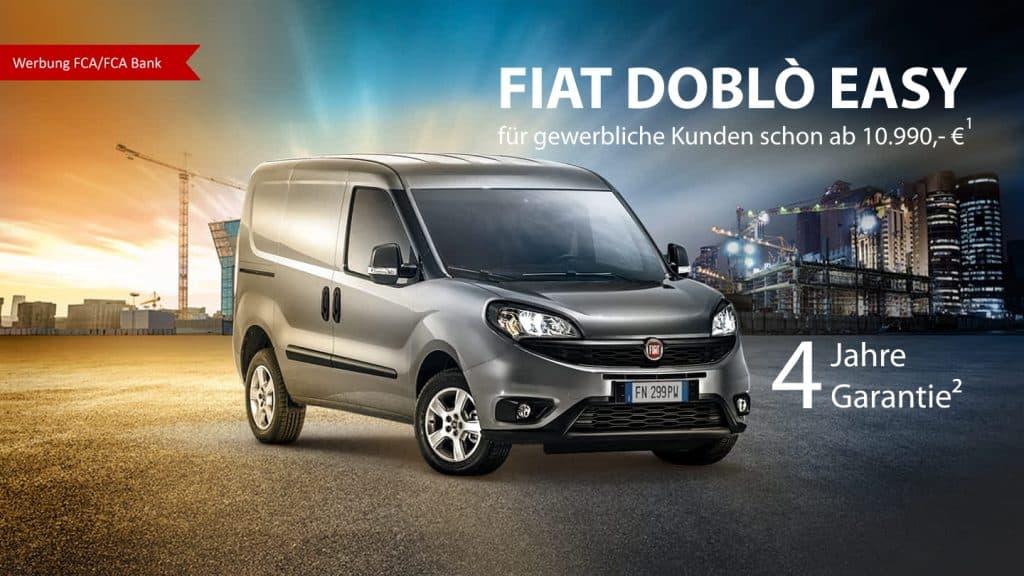 Fiat Doblo Easy