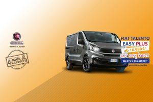 Easy Angebot Fiat Talento