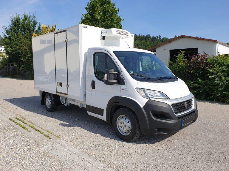 Früchtetransporter – Fiat Ducato Maxi L3 Fuhrmann-Kühlkoffer
