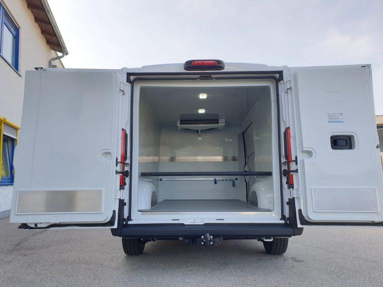 Catering – Fiat Ducato 35 L2H1 Frischdienstausbau