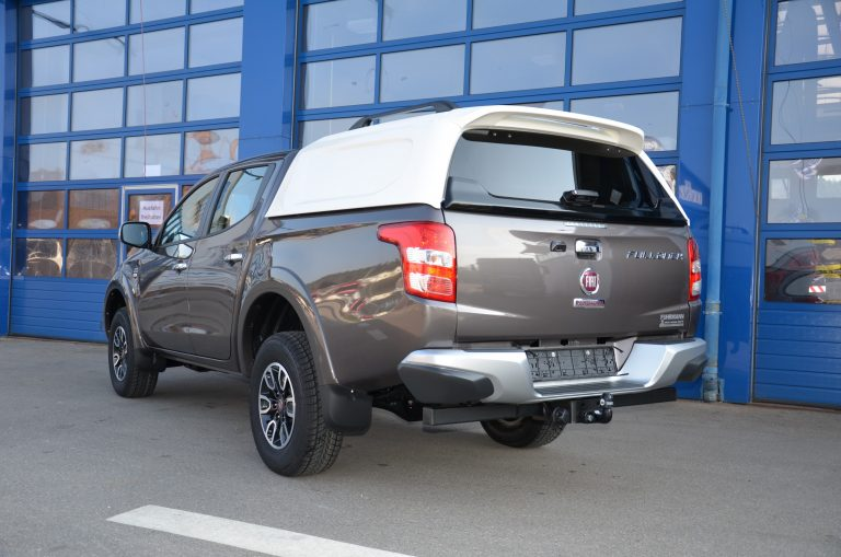 Brunnenbau – Fiat Fullback Double Cab 4×4