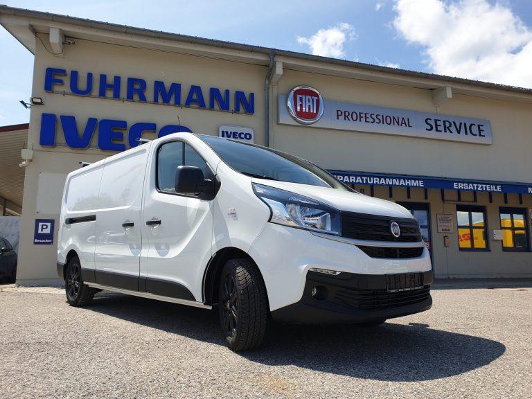 Dienstleistungen – Fiat Talento Kastenwagen L2H1