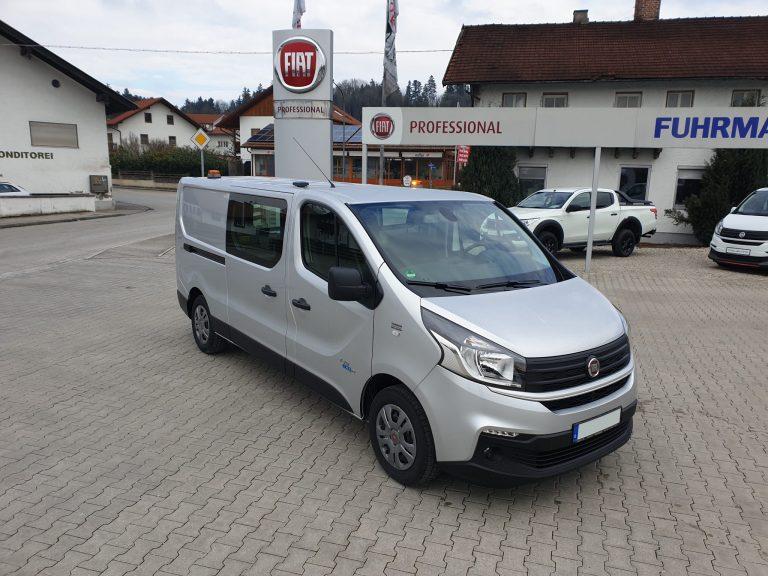 Netzdienstleistungen – Fiat Talento Kastenwagen SX L2H1