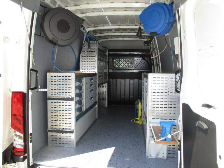 Mobile Werkstatt – Iveco Daily Kastenwagen
