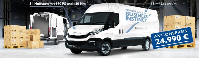 Iveco Daily Power