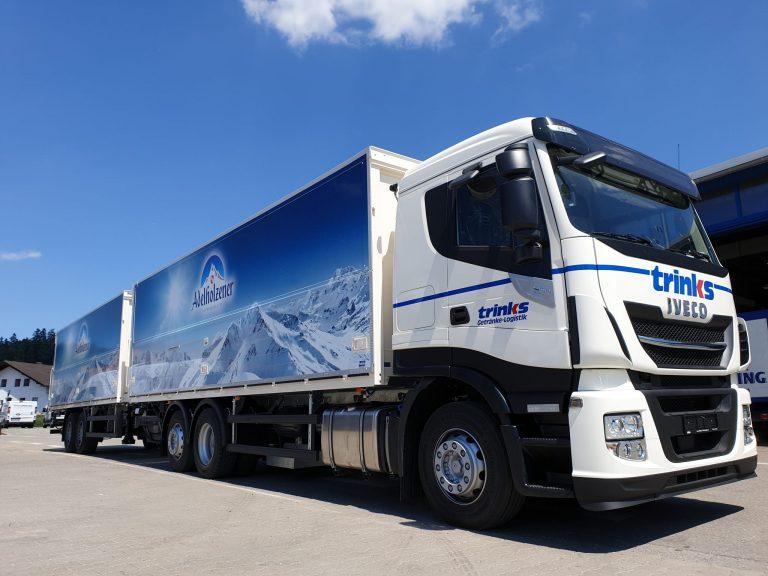 Getränkehandel – Iveco Stralis AS 260 S 46