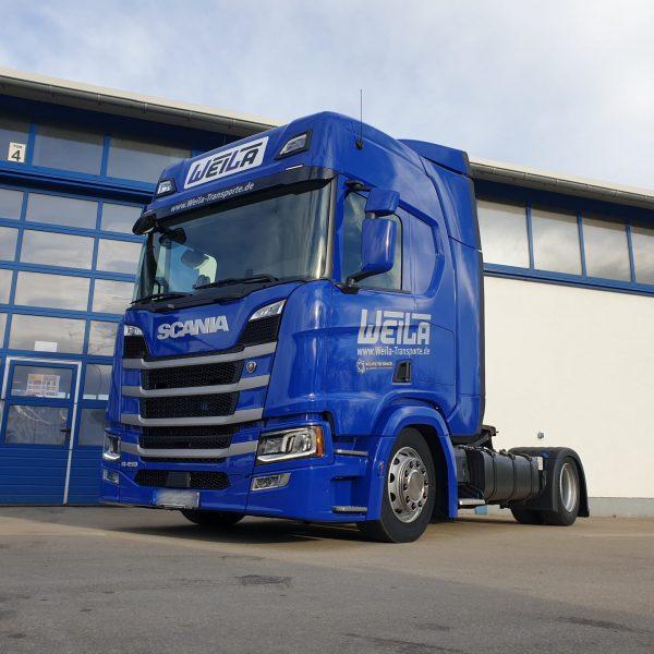 Transporte und Logistik – Scania R450 A4X2EB