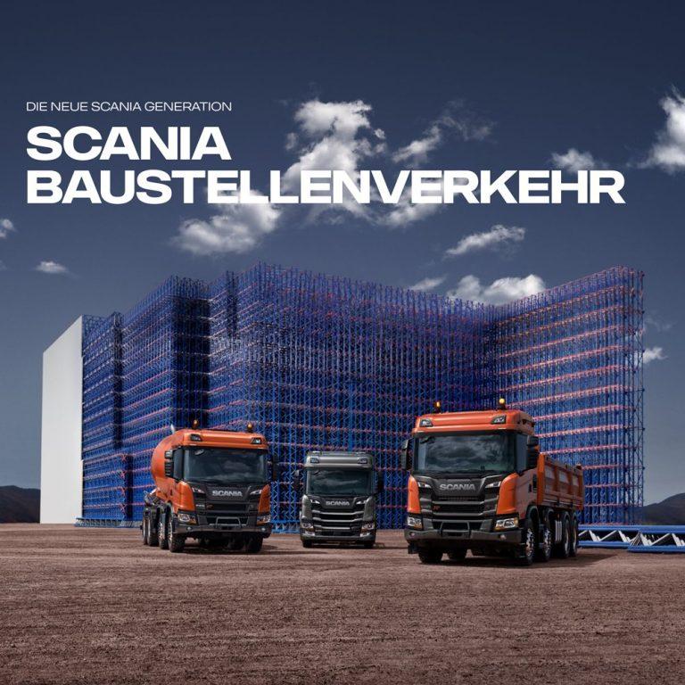 Scania XT